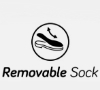 стелька «Removable sock»